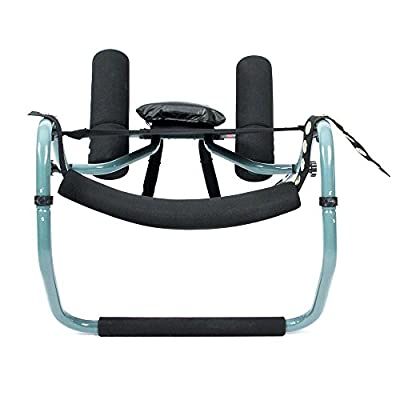 Nubax Trio Portable Back Traction Device – Back Pain Reliever for Spinal Decompression At Home