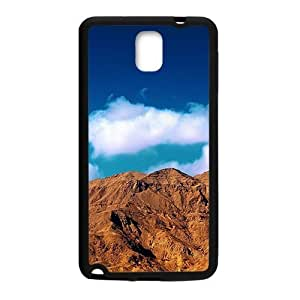 Brown Mountains Black Phone For Case Iphone 6Plus 5.5inch Cover
