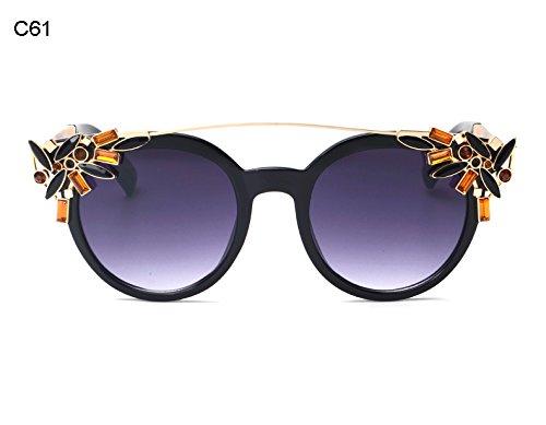 Bastidor Gato Vintage Sol Marca del Ojo Burenqi Mujeres UV400 de Moda Coloridos de Sol matices C diseñador de de de de Gafas Gafas Gafas D Espejo Recubrimiento awwCgqHxX
