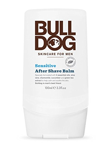 Bulldog Sensitive After Shave Balm Doppelpack 2x 100 ml