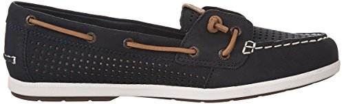 Sperry Top-Sider Womens Coil IVY Perf Boat Shoe Navy m7FTZE