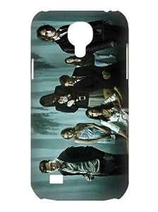 Custom Hemlock Grove Poster Art Design Samsung Galaxy Note4 Case (3D) Hard Durable Cover