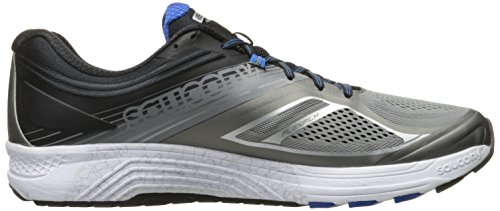 Saucony Men's Guide 10 Running Shoes, Grey Black, 14 D(M) US by Saucony (Image #8)'