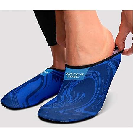 LiXiZhong Mujer Hombre Deportes Acuáticos Calzado Descalzo ...