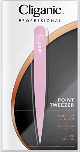 Pointed Tweezers Ingrown Hair Cliganic product image