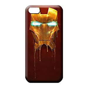 iphone 6 normal Proof New New Arrival phone case cover melting iron man mask