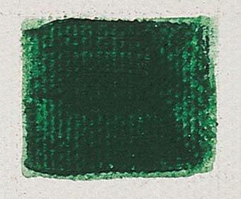 Sennelier Egg Tempera 21 ml Tube - Permanent Green
