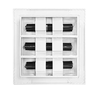 6 X 6 Standard Linear Slot Diffuser