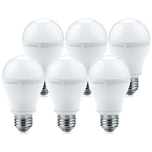 Ledmo Led Bulbs E26 Light Bulb 7watt Equivalent To Traditional Import It All