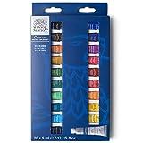 Winsor & Newton Cotman Watercolour-20 X 5ml Tube