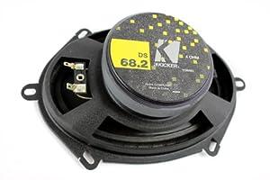 speakers 6x8. kicker ds68 (6x8) coaxial speakers 140 watts peak 6x8