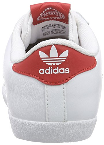 Collegiate Red Deporte de White Ftwr Stan Mujer Zapatillas Blanco adidasMiss White Ftwr TqayAWA