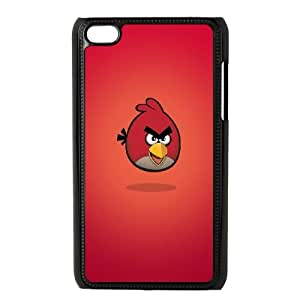 iPod Touch 4 Case Black Angry Birds OJ475187