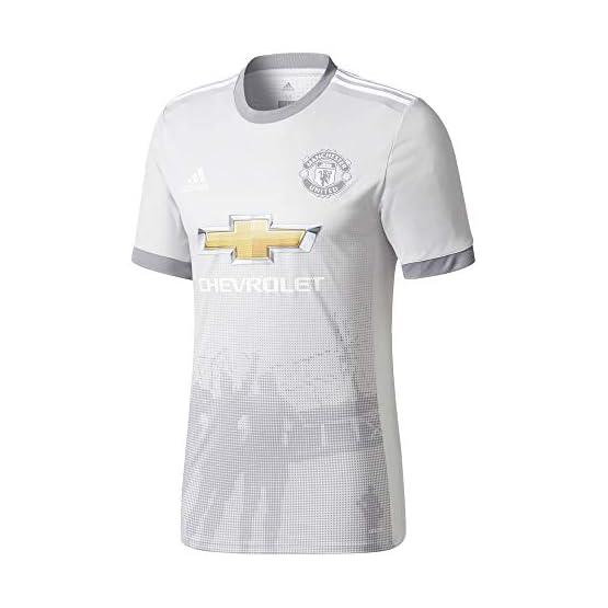 Adidas 2017-2018 Man Utd Third Adi Zero Football Soccer T-Shirt Maillot