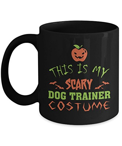 This Is My Scary Dog Trainer Costume Funny