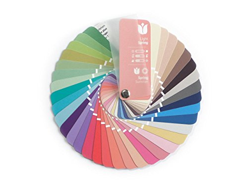color analysis swatch fan - 6