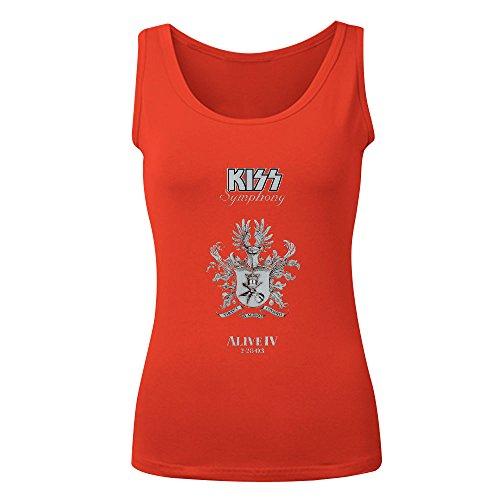 Symphony Bridal Veil (Kiss Symphony Alive Iv Girls Sexy Tank Top)