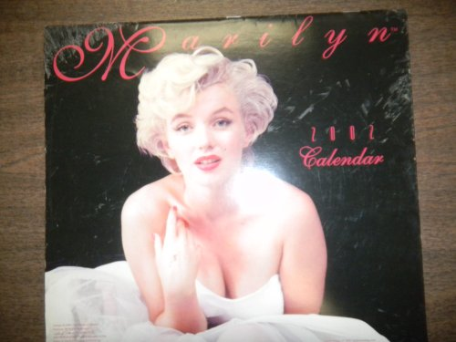 2002 Desk Pad Calendars - Marilyn Monroe 2002 Calendar