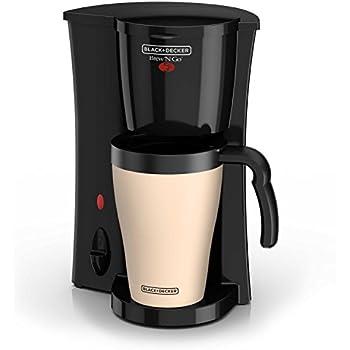 41HgcH 7ieL. SL500 AC SS350  Brew N Go Personal Coffee Maker