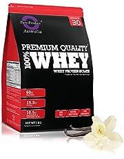 Pure Product Australia Whey Protein Isolate, Vanilla, 1 kilograms