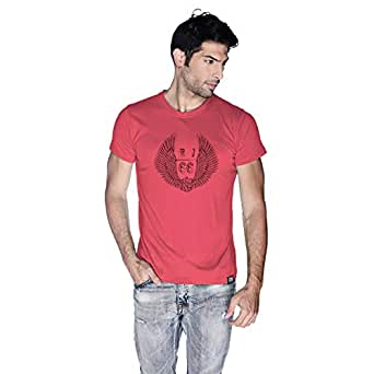 Creo Al Ain Route T-Shirt For Men - Xl, Pink