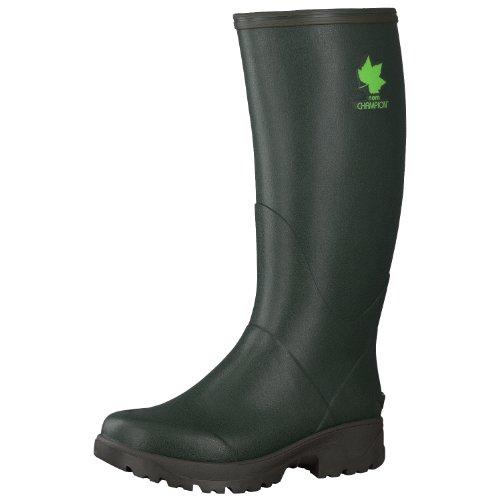 Nora Master 72024 - Botas de agua de caucho unisex Verde