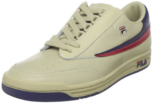Fila Mens Original Tennis-M Original Tennis Cream/Navy