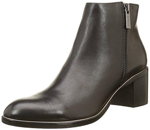 Jb Martin Babels, Zapatillas de Estar por Casa para Mujer Noir (Veau Garnet Noir)