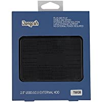 Dongcoh 2.5 External Hard Drive 750GB with USB3.0 Data Storage External HDD for Notebook/Desktop/Xbox One