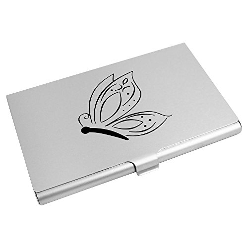 Azeeda Holder Credit Business Butterfly' 'Ornate CH00003047 Wallet Card Card aW1Ra7nxz