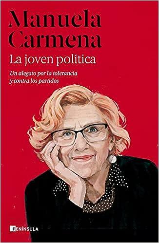 La joven política de Manuela Carmena