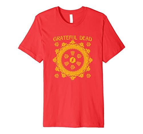 (Grateful Dead Ithaca Mandala T-Shirt)