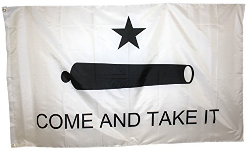 Flag (Come And Take It) - Black History Flags