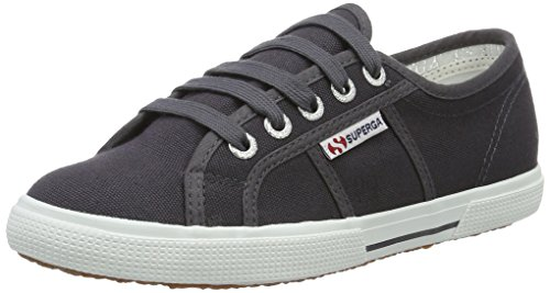 Cotu Adulte Iron grey Mixte Baskets Grau Superga 2950 zq5w7nS