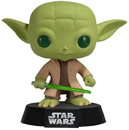 figurine pop yoda