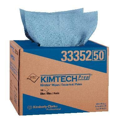 Kimtech Prep Kimtex Wipers - 33570 - KIMTECH PREP KIMTEX Wipers, KIMBERLY-CLARK Professional - KIMTEX Wipers - Pack of 100