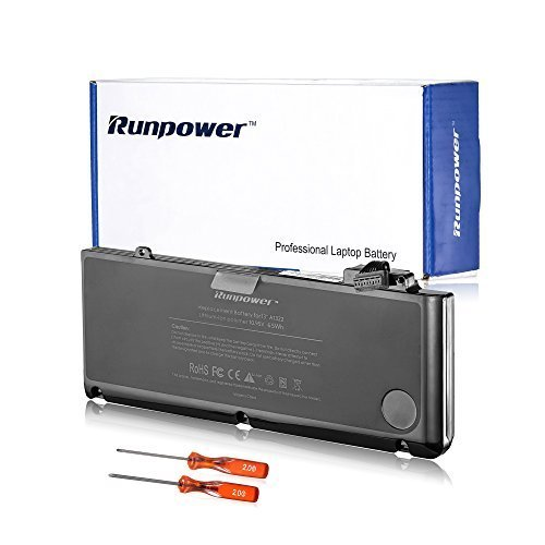 Runpower Replacement Battery For Apple 13 inch MacBook Pr...
