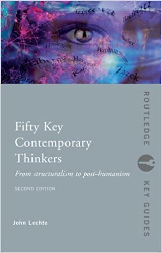 Fifty key contemporary thinkers from structuralism to post humanism fifty key contemporary thinkers from structuralism to post humanism routledge key guides john lechte 9780415326940 amazon books fandeluxe Images