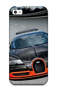 Ideal NadaAlarjane-l Case Cover For Iphone 5c(bugatti Veyron Super Sport Top Gear), Protective Stylish Case