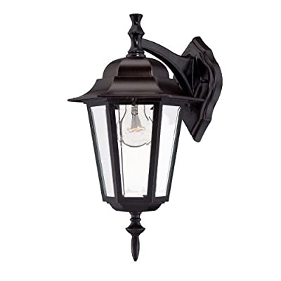 Acclaim Lighting 6112 Camelot 1 Light Outdoor Wall Sconce,