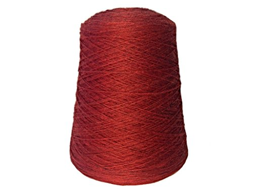 Brown Sheep 100% Wool On Cone Nature Spun Fingering POMEGRANATE 1 Pound …