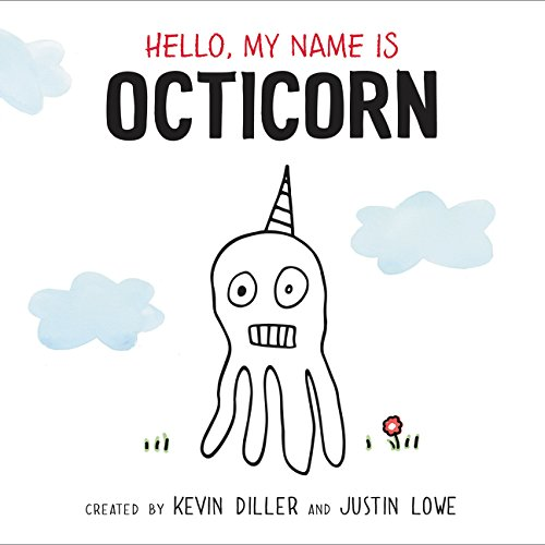 Hello, My Name Is Octicorn - For Good Unicorns Names