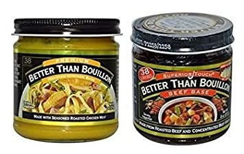 Better Than Bouillon Beef Base, Chicken Base by Better Than Bouillon