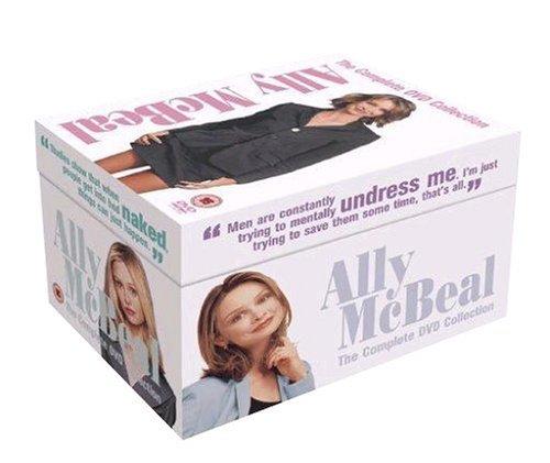 Ally McBeal - [DVD] Season - Ally 1-5 [DVD] B01M74BB82, バイオハウス:3e93c1d5 --- ijpba.info