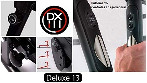 DXIII DELUXE13 Cinta de Correr Andar Plegable Eléctrica Motor 1,47 ...