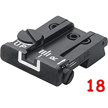 LPA sight set for Colt Gov/'t 1911-A1