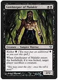 Mtg gatekeeper of malakir x 1 great condition