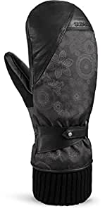 DAKINE Firebird Mitten - Women's Black Lace, XS
