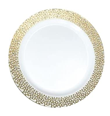 Stock Your Home Gold Place Settings