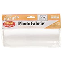 Blumenthal Lansing Crafter's Images 100-Percent Cotton Twill, 8-1/2-Inch by 120-Inch Roll Photo Fabric